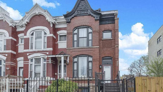 3600 S Giles Avenue, Chicago, IL 60653 (MLS #10369228) :: The Mattz Mega Group