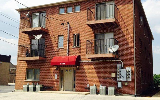 7423 Archer Avenue 1B, Summit, IL 60501 (MLS #10369294) :: Century 21 Affiliated
