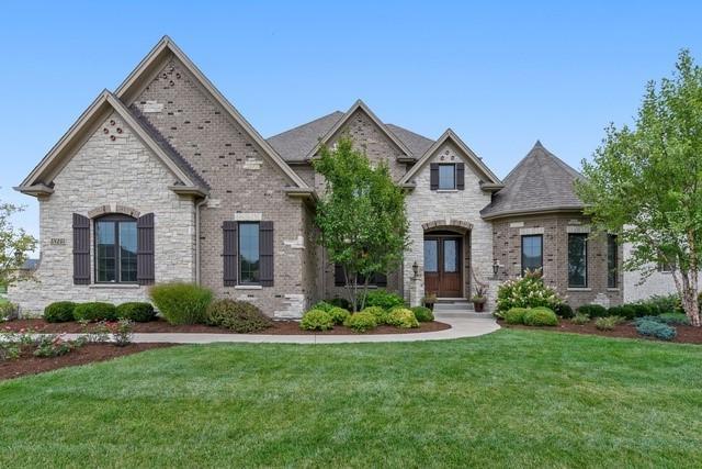 Lot 31 Rochefort Lane, Wayne, IL 60184 (MLS #10369323) :: Berkshire Hathaway HomeServices Snyder Real Estate
