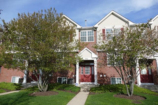236 S Alder Creek Drive, Romeoville, IL 60446 (MLS #10369357) :: Berkshire Hathaway HomeServices Snyder Real Estate