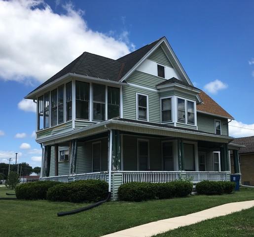 413 S Columbia Street, Dwight, IL 60420 (MLS #10369435) :: Century 21 Affiliated