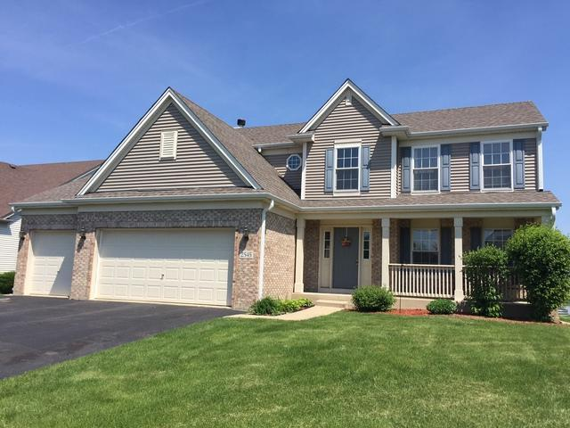 2545 Moutray Lane, North Aurora, IL 60542 (MLS #10369486) :: Berkshire Hathaway HomeServices Snyder Real Estate