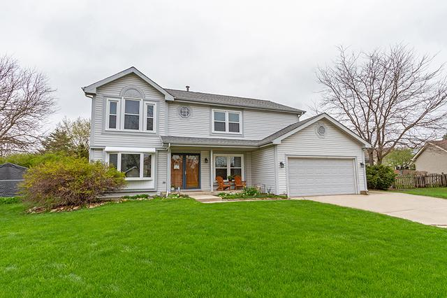 772 Covington Circle, Crystal Lake, IL 60014 (MLS #10369584) :: Berkshire Hathaway HomeServices Snyder Real Estate