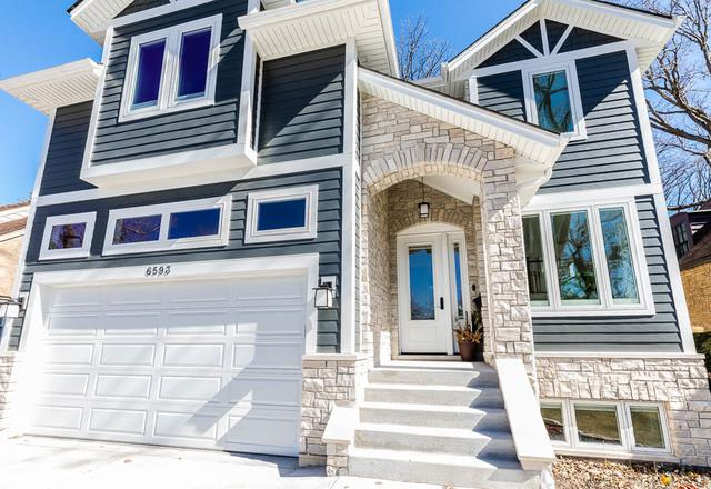 6593 N Tahoma Avenue, Chicago, IL 60646 (MLS #10369651) :: Berkshire Hathaway HomeServices Snyder Real Estate