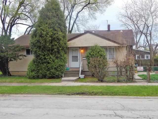 14800 Robey Avenue, Harvey, IL 60426 (MLS #10369684) :: Century 21 Affiliated