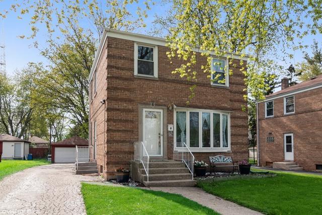 6 N Ashbel Avenue, Hillside, IL 60162 (MLS #10369803) :: Berkshire Hathaway HomeServices Snyder Real Estate