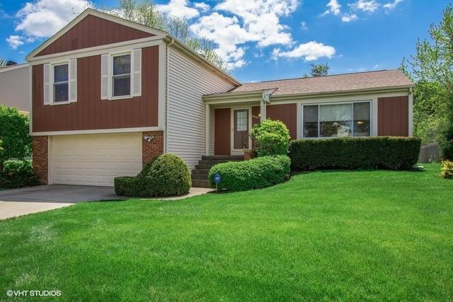 800 Chaucer Way, Buffalo Grove, IL 60089 (MLS #10369963) :: The Wexler Group at Keller Williams Preferred Realty