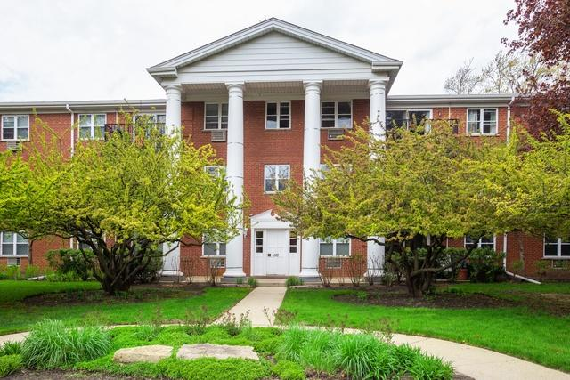 110 N Lincoln Lane 2D, Arlington Heights, IL 60004 (MLS #10370071) :: Century 21 Affiliated