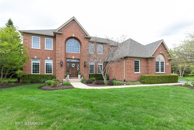 1003 Marble Court, Lake In The Hills, IL 60156 (MLS #10370108) :: Berkshire Hathaway HomeServices Snyder Real Estate