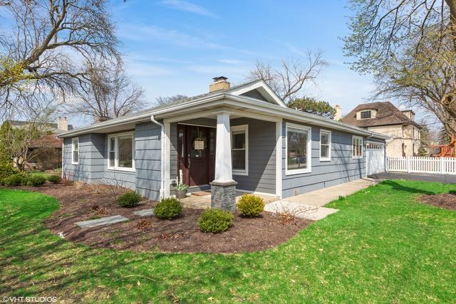 1143 S Spring Avenue, La Grange, IL 60525 (MLS #10370123) :: Berkshire Hathaway HomeServices Snyder Real Estate