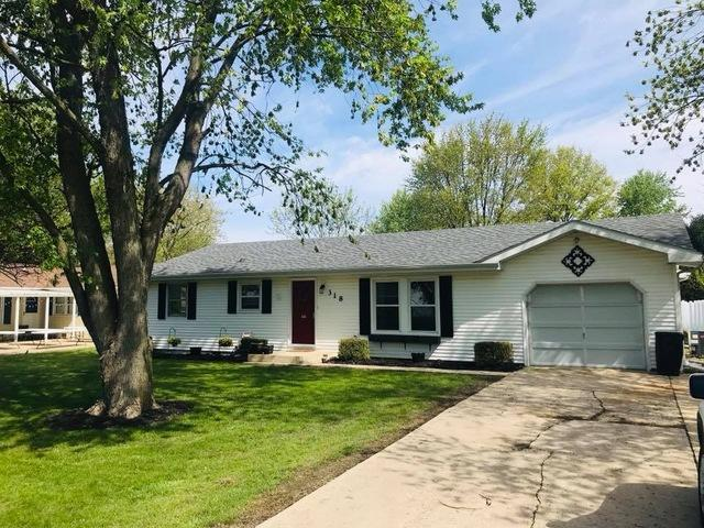 318 W 11th Street, Neoga, IL 62447 (MLS #10370482) :: Berkshire Hathaway HomeServices Snyder Real Estate