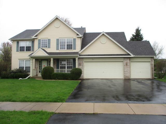 502 Saratoga Court, Oswego, IL 60543 (MLS #10370512) :: Domain Realty