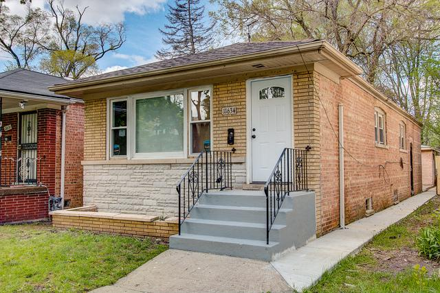 11634 S Harvard Avenue, Chicago, IL 60628 (MLS #10370556) :: Berkshire Hathaway HomeServices Snyder Real Estate