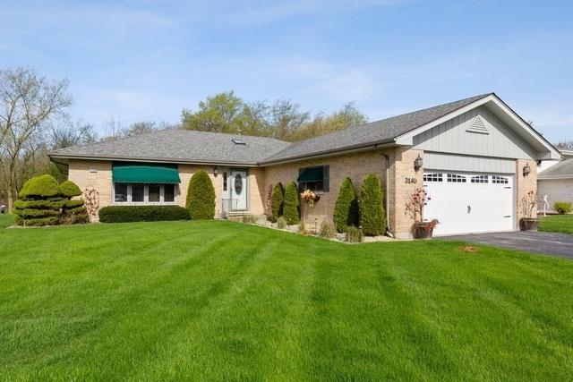 3140 Rosiclaire Court, South Chicago Heights, IL 60411 (MLS #10370651) :: Century 21 Affiliated