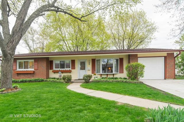 7351 Princeton Circle Drive, Hanover Park, IL 60133 (MLS #10370683) :: The Wexler Group at Keller Williams Preferred Realty