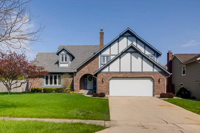 5195 Barcroft Drive, Hoffman Estates, IL 60010 (MLS #10370706) :: The Jacobs Group