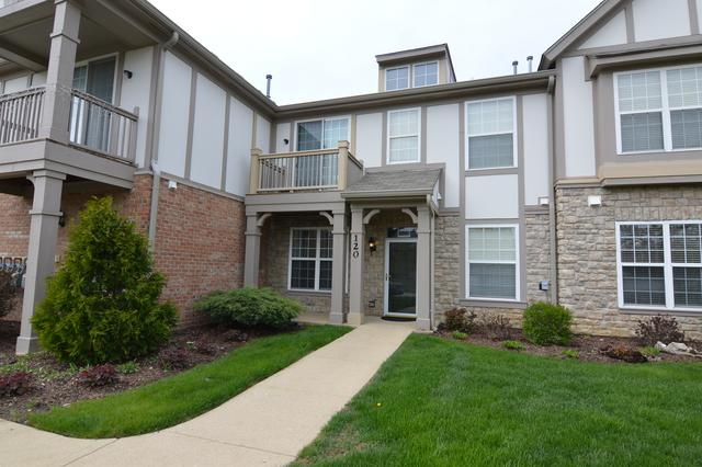 260 Rosehall Drive #120, Lake Zurich, IL 60047 (MLS #10370765) :: Berkshire Hathaway HomeServices Snyder Real Estate