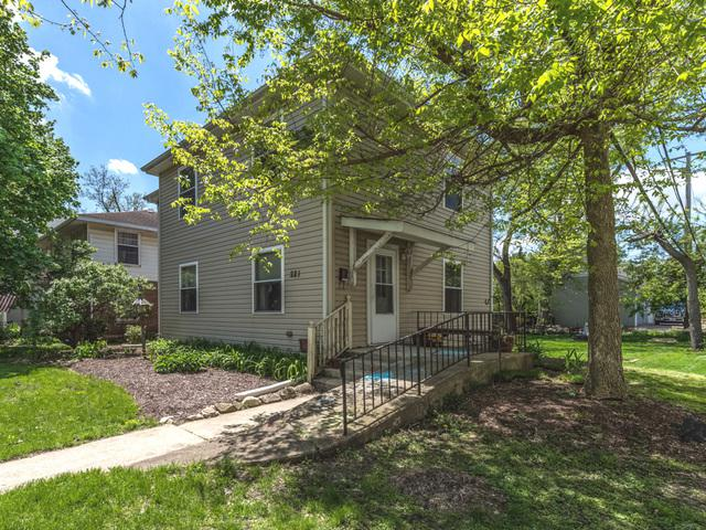 221 N Mill Street, Naperville, IL 60540 (MLS #10370803) :: Berkshire Hathaway HomeServices Snyder Real Estate