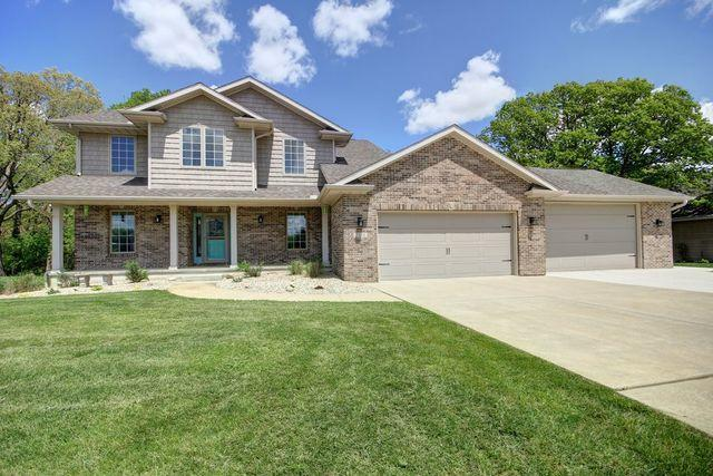 2008 E John Drive, Mahomet, IL 61853 (MLS #10370874) :: Ryan Dallas Real Estate