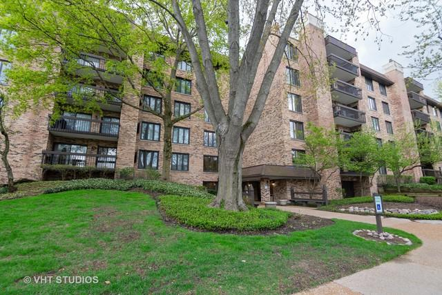 3741 Mission Hills Road #407, Northbrook, IL 60062 (MLS #10370915) :: Berkshire Hathaway HomeServices Snyder Real Estate