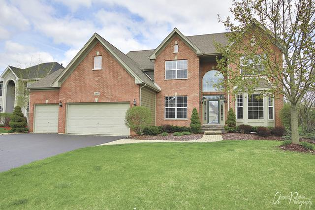 1807 Kings Gate Lane, Crystal Lake, IL 60014 (MLS #10371018) :: Berkshire Hathaway HomeServices Snyder Real Estate