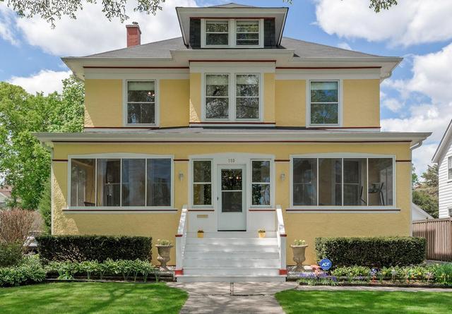 110 S Kensington Avenue, La Grange, IL 60525 (MLS #10371340) :: Berkshire Hathaway HomeServices Snyder Real Estate