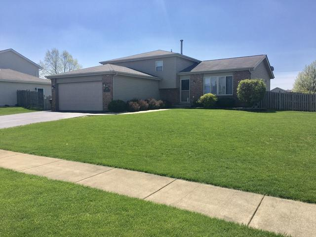 284 W Otto Drive, New Lenox, IL 60451 (MLS #10371405) :: Berkshire Hathaway HomeServices Snyder Real Estate
