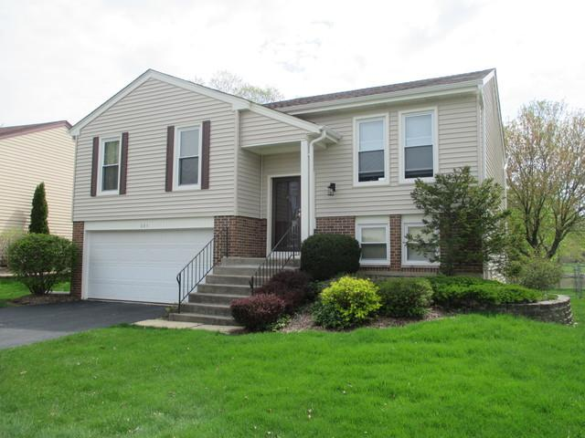 605 Stafford Drive, Roselle, IL 60172 (MLS #10371463) :: Berkshire Hathaway HomeServices Snyder Real Estate