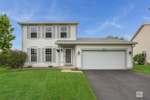 2051 Matthew Drive, Montgomery, IL 60538 (MLS #10371481) :: Berkshire Hathaway HomeServices Snyder Real Estate