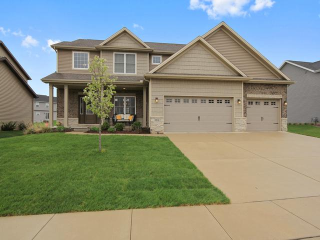 1216 Willow Creek Drive, Bloomington, IL 61705 (MLS #10371499) :: Berkshire Hathaway HomeServices Snyder Real Estate