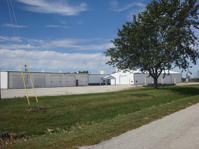 289 1700 East Road, Cissna Park, IL 60924 (MLS #10371770) :: Ryan Dallas Real Estate