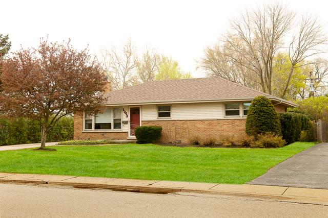 1243 Hazel Avenue, Deerfield, IL 60015 (MLS #10371884) :: Berkshire Hathaway HomeServices Snyder Real Estate