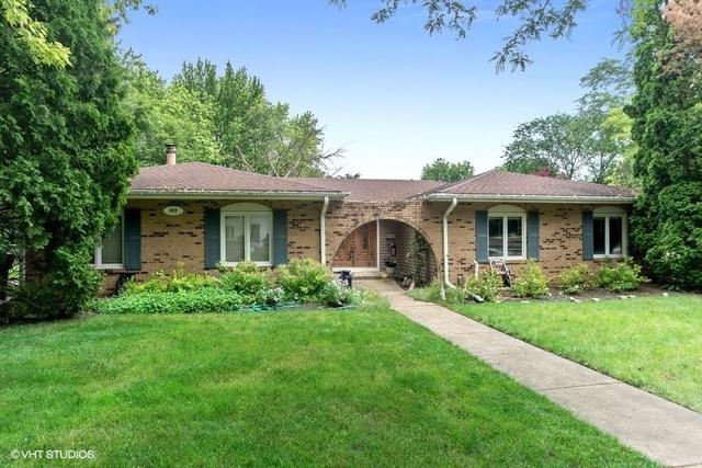 922 Bedford Lane, Libertyville, IL 60048 (MLS #10371896) :: Property Consultants Realty