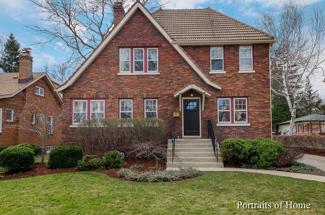 818 N Summit Street, Wheaton, IL 60187 (MLS #10371978) :: Domain Realty