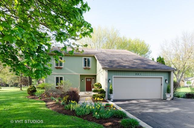 861 Winmoor Drive, Sleepy Hollow, IL 60118 (MLS #10372062) :: Berkshire Hathaway HomeServices Snyder Real Estate