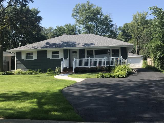 1314 Greenwood Avenue, Deerfield, IL 60015 (MLS #10372098) :: Berkshire Hathaway HomeServices Snyder Real Estate