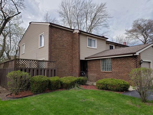 846 Greenbriar Lane #846, University Park, IL 60484 (MLS #10372485) :: Berkshire Hathaway HomeServices Snyder Real Estate