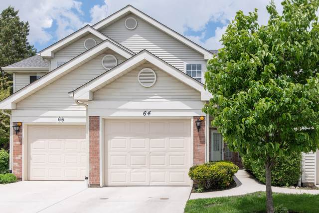64 N Golfview Court, Glendale Heights, IL 60139 (MLS #10372553) :: Property Consultants Realty