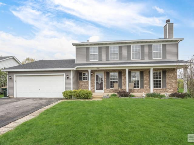 423 Barnaby Drive, Oswego, IL 60543 (MLS #10372694) :: Berkshire Hathaway HomeServices Snyder Real Estate