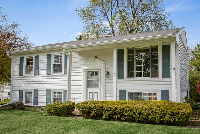 861 Old Indian Trail, Aurora, IL 60506 (MLS #10372968) :: Century 21 Affiliated