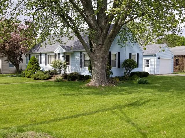 308 Mary Street, BENSON, IL 61516 (MLS #10373247) :: Berkshire Hathaway HomeServices Snyder Real Estate