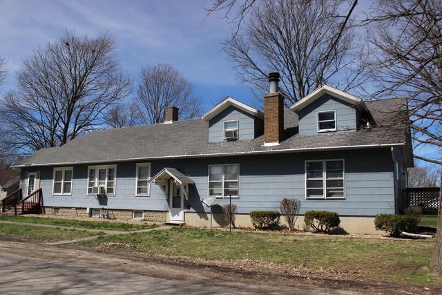 401 N Chestnut Street, El Paso, IL 61738 (MLS #10373558) :: Berkshire Hathaway HomeServices Snyder Real Estate