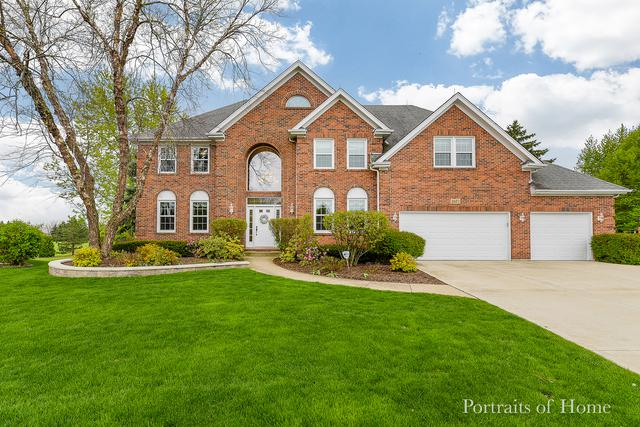 1527 Monarch Circle, Naperville, IL 60564 (MLS #10373638) :: Berkshire Hathaway HomeServices Snyder Real Estate