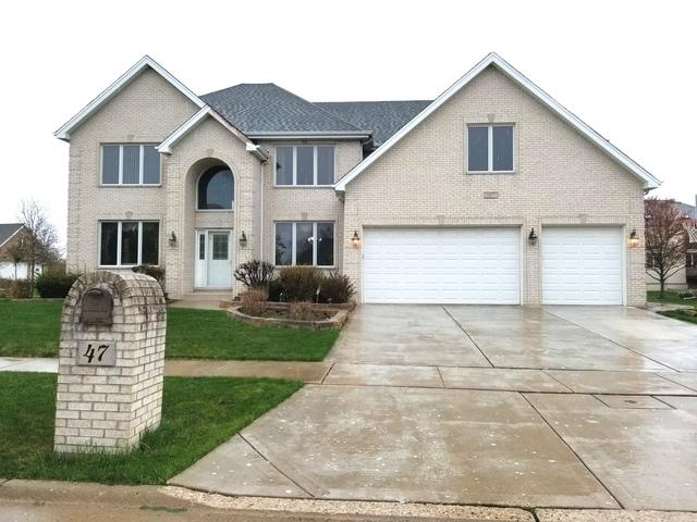 47 N Andover Drive N, Roselle, IL 60172 (MLS #10373660) :: Berkshire Hathaway HomeServices Snyder Real Estate