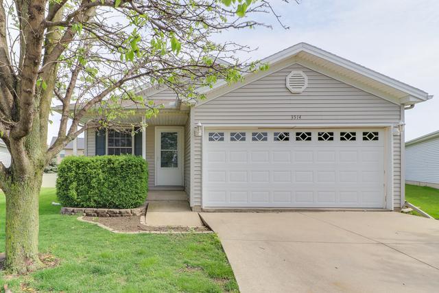 3514 Prescher, Bloomington, IL 61704 (MLS #10373764) :: Berkshire Hathaway HomeServices Snyder Real Estate