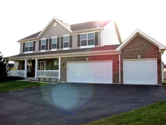 26621 Silverleaf Drive, Plainfield, IL 60585 (MLS #10374112) :: Berkshire Hathaway HomeServices Snyder Real Estate
