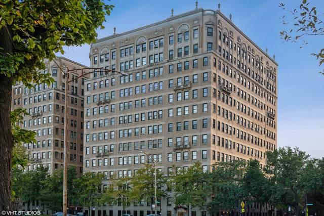 3530 N Lake Shore Drive 4B, Chicago, IL 60657 (MLS #10374233) :: John Lyons Real Estate