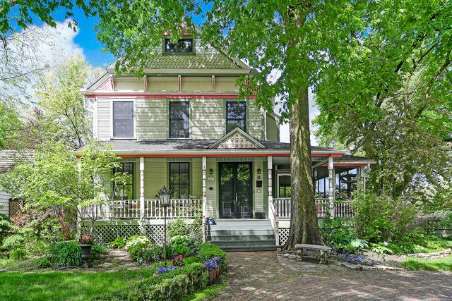 14 S Park Avenue, Hinsdale, IL 60521 (MLS #10374257) :: The Perotti Group | Compass Real Estate