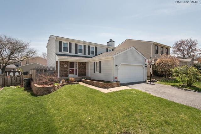 625 Iroquois Trail, Carol Stream, IL 60188 (MLS #10374317) :: Berkshire Hathaway HomeServices Snyder Real Estate