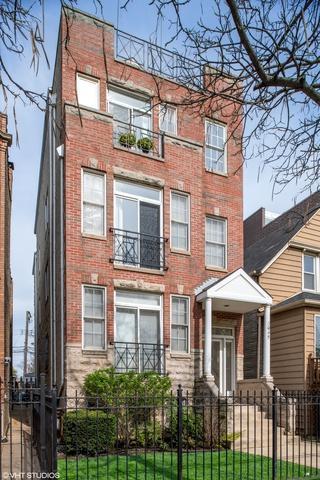 3045 N Damen Avenue #3, Chicago, IL 60618 (MLS #10374318) :: Berkshire Hathaway HomeServices Snyder Real Estate